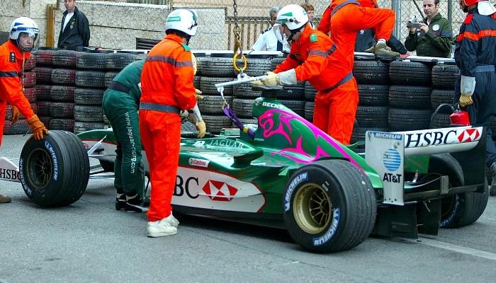 Jaguar em 2003