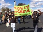 Reajuste a policiais civis teria impacto de R$ 450 milhões por ano, diz GDF
