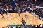 Melhores momentos de Golden State Warriors 128 x 120 New Orleans Pelicans pela NBA (Reprodução Premiere)