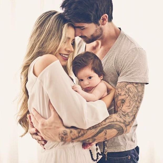 e7bf4bb3b EGO - Ex-BBB Adriana fala de corpo após gravidez   Tudo mudou e a ...