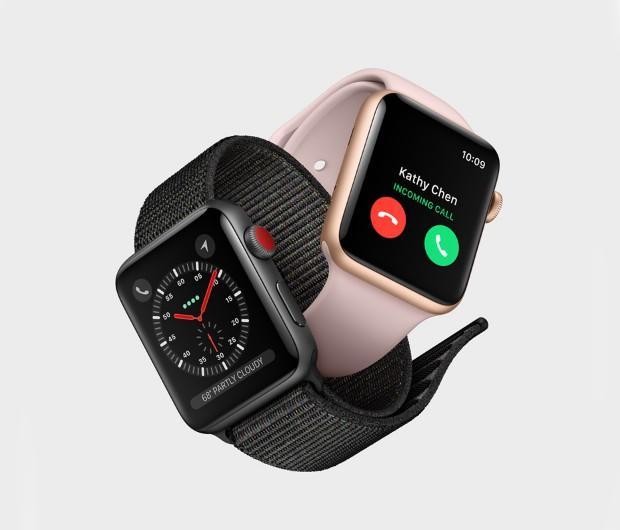 Novo modelo do Apple Watch, que agora poderá a receber ligações (Foto: Divulgação Apple)