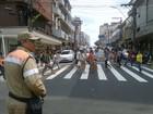 Quase 70 motoristas são autuados durante Operação Natal, em Manaus
