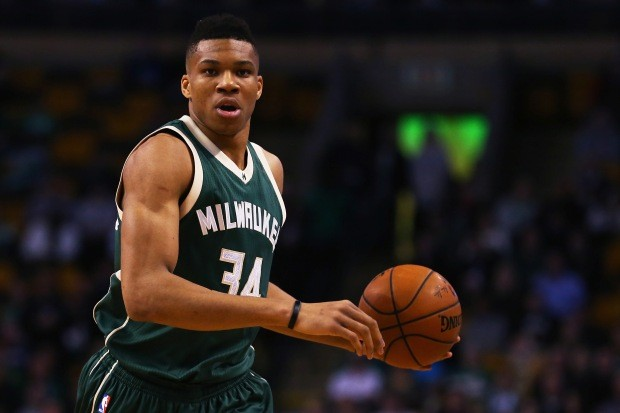 Giannis Antetokounmpo (Foto: Maddie Meyer/Getty Images)