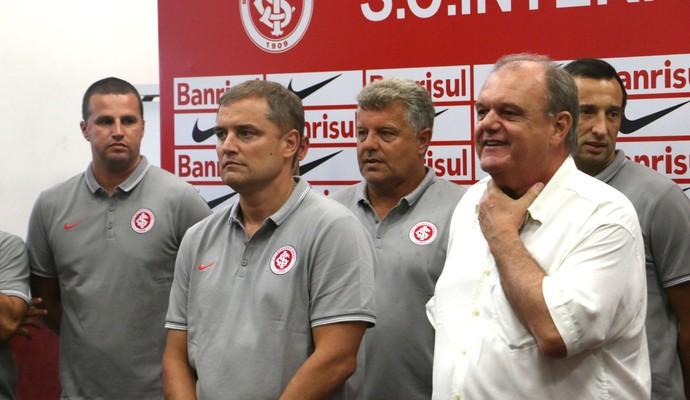 Vitorio Piffero Inter reapresentação Beira-Rio (Foto: Diego Guichard/GloboEsporte.com)