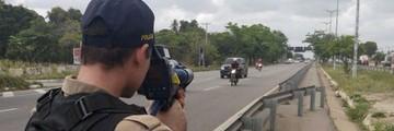 PRF reforça ações nas estradas por causa de feriado (Polícia Rodoviária Federal)