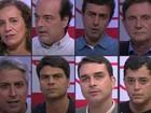 Candidatos à Prefeitura do Rio participam de debate da Globo