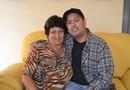 'Leva parte de mim', diz mãe que doou rim (Lucas Soares / G1)