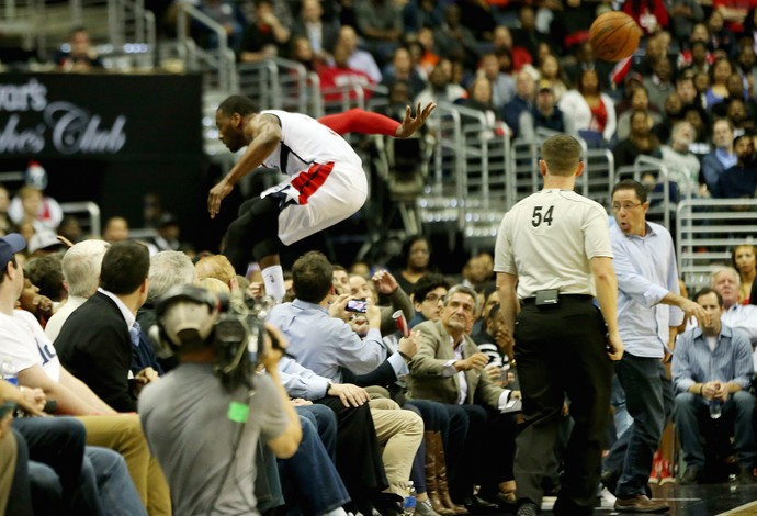 John Wall do Washington Wizards NBA (Foto: Rob Carr / Getty Images)