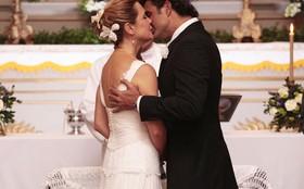 Final: Júlia e Abner se casam após voltarem de expedição ao centro da Terra