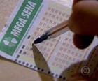 Mega-Sena sorteia hoje prêmio de  R$ 41 milhões (Reprodução/TV Globo)