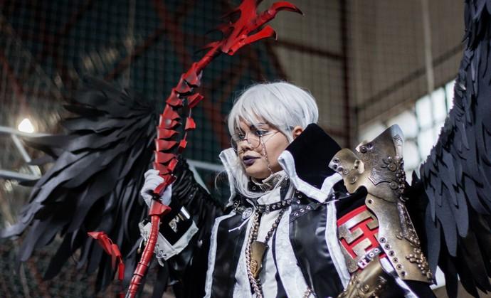 mistura com rodaika cosplay (Foto: Ariane SIlveira/Divulgação)