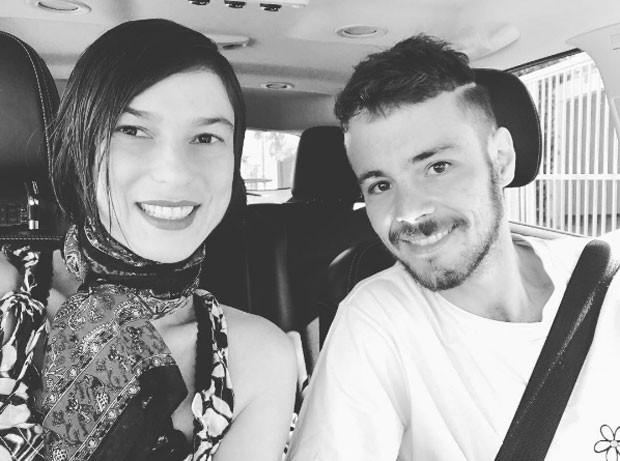 Maria Paula e Victor (Foto: Reprodução Instagram)