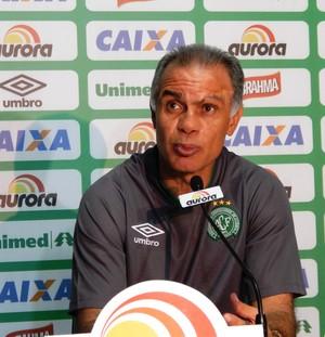 Jorginho Chapecoense (Foto: Laion Espíndula)