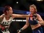 Cyborg diz lutar para o MMA feminino e espera inspirar mais mulheres