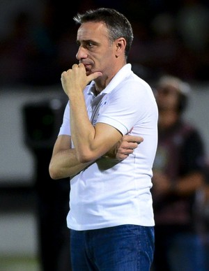 Cruzeiro e Santa Cruz; Paulo Bento (Foto: Anderson Stevens/Light Press)