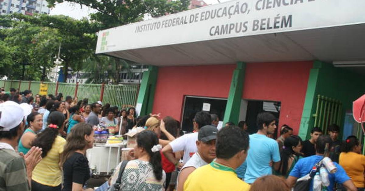 Resultado de imagem para Professores e técnicos do IFPA entram em greve em cinco campi