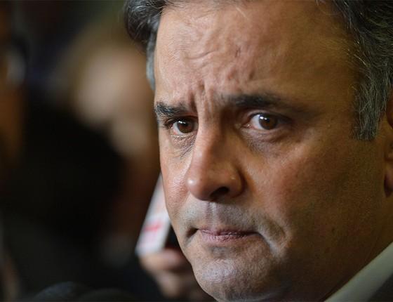 Aécio Neves  (Foto: Fabio Rodrigues Pozzebom/Agência Brasil)