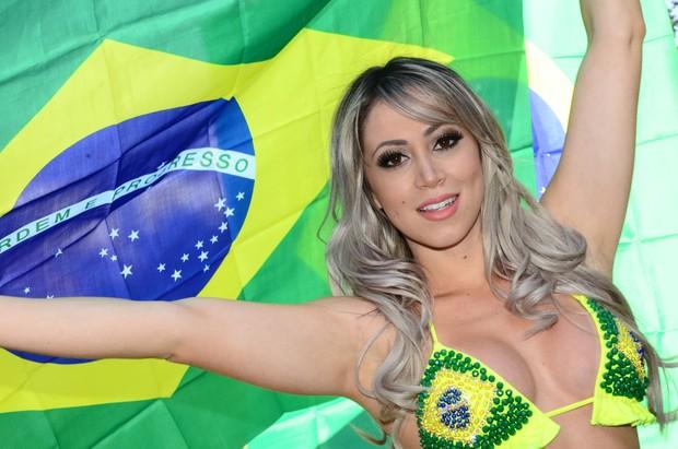Carol Narizinho (Foto: Divulgação)