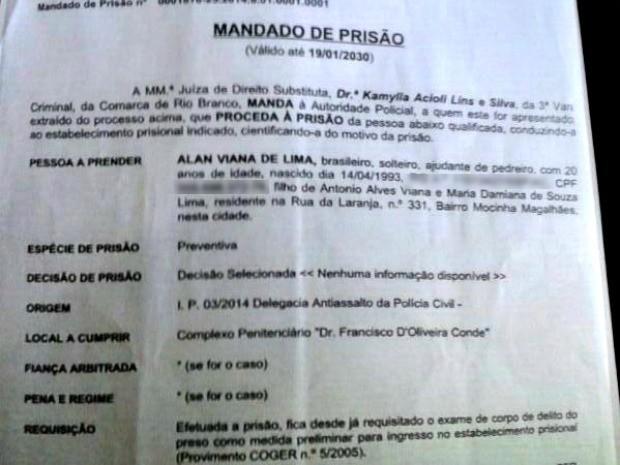Polícia Civil alega que mandado de prisão não estava no sistema (Foto: Arquivo/PM)