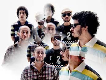 Banda chega ao Recife no próximo dia 24, após dois anos sem fazer show na capital de PE. (Foto: Pio Figueiroa/Divulgação)