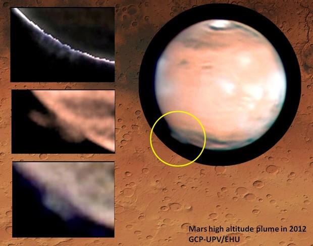 Damian Peach foi um dos primeiros astrônomos amadores a capturar imagens do fenômeno (Foto: Grupo Ciencias Planetarias (GCP) - UPV/EHU)