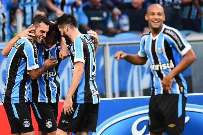 Grêmio Juventude (Foto: Vinícius Costa/Futura Press)
