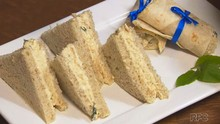 Faça um saboroso patê de ricota com café para o sanduíche (Reprodução/RPC)