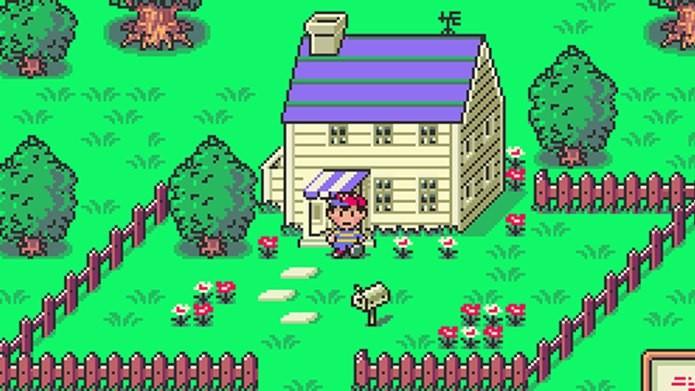 Personagens de Earthbound são mais conhecidos por causa de suas aparições em outros jogos, como Super Smash Bros (Foto: Reprodução)