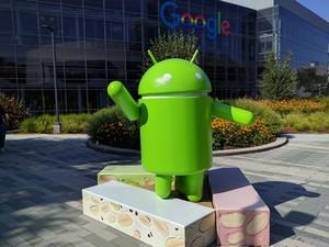 Android Nougat é o nome do novo sistema operacional do Google.