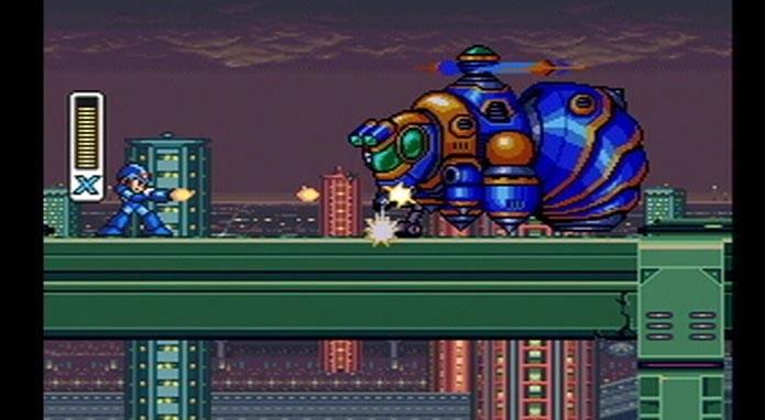 Mega Man X (Foto: Reprodução)