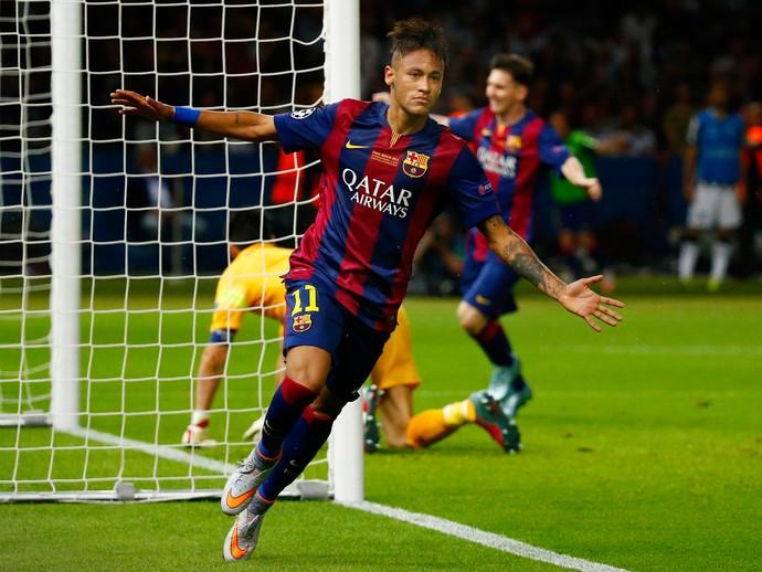 Neymar gol Barcelona x Juventus (Foto  Reuters) ba13d1b9a4054