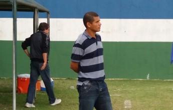 """Após eliminação, Régis evita falar em fim de ciclo no Boavista: """"Vamos ver"""""""