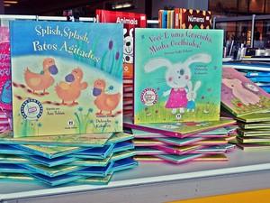 Feira do Livro em Resende oferece livros infantis (Foto: Divulgação/Assessoria Shopping PátioMix Resende)