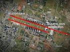 Detran fecha a Esplanada, e PM usa 2 mil homens e detectores de metal