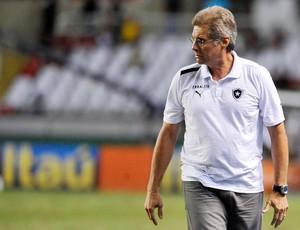 Oswaldo de Oliveira Botafogo x Flamengo (Foto: Dhavid Normando / Futura Press)