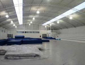Centro da ginástica artística em São Bernardo do Campo (Foto: Divulgação)