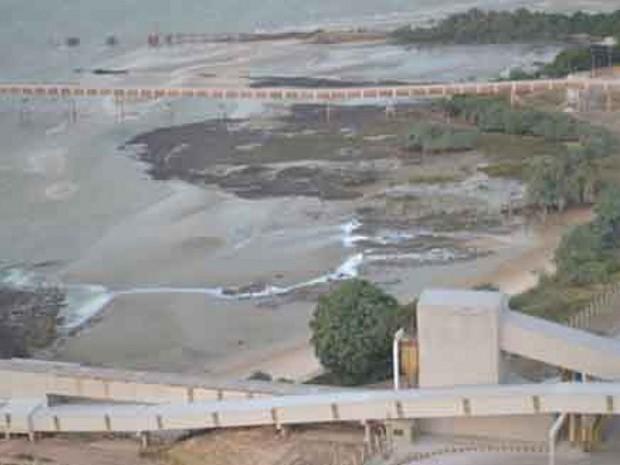 MPE apura vazamento de caulim da Imerys em Barcarena (Foto: Divulgação / MPE)