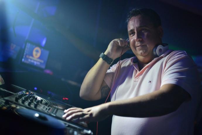 Baladas e vida sedentária eram a rotina da DJ Márcio Mota (Foto: imagem/Divulgação)