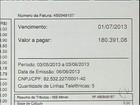 Empresário recebe conta telefônica com ligações para a extinta Iugoslávia