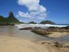 Fernando de Noronha tem praia considerada imprópria para banho