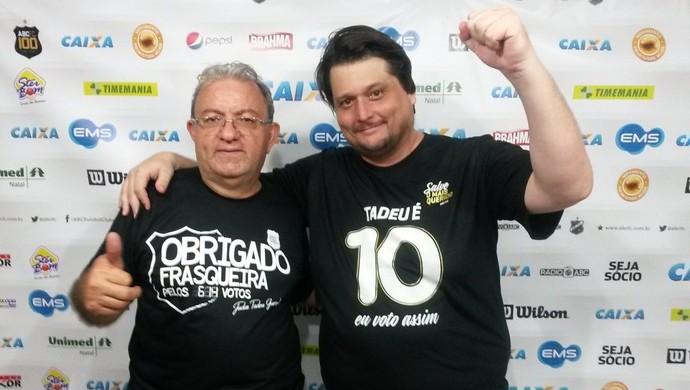 ABC - Judas Tadeu - Rodrigo Salustino (Foto: Divulgação/ABC)