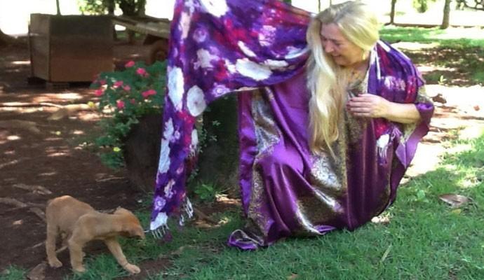 Bruxa do bem realiza magias Uberaba   (Foto: Reprodução Redes Sociais)