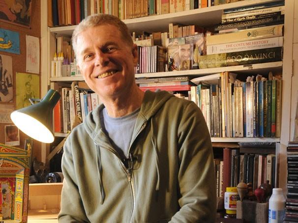 O cenógrafo Hélio Eichbauer, autor do livro 'Cartas de Marear' (Foto: Divulgação)