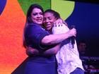 Atletas comemoram fim da Olimpíada Rio 2016 em show de Preta Gil