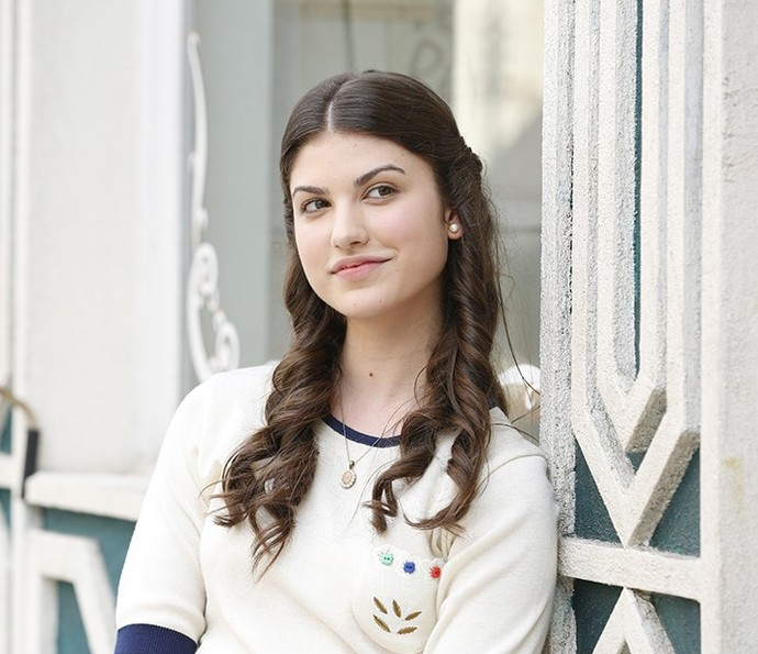 Giovanna fará par com Arthur Aguiar no romance caipira (Foto: Ellen Soares/Gshow)