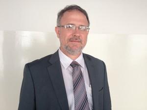 Professor Cedric Salotto (Foto: Rodrigo Menaros / G1 RR)