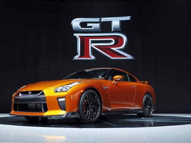 Nissan GT-R (Foto: REUTERS/Eduardo Munoz)