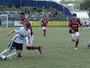 Flamengo segura Coritiba, avança em 1º no sub-15 e enfrentará o Goiás