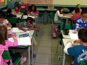 Mais Você mostra rotina de crianças refugiadas no Brasil (Foto: TV Globo)