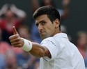 Sem cansaço, Djokovic bate Cilic com 650ª vitória da carreira e vai às semis